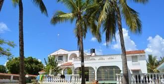 Tulia House Backpackers - Mombasa - Building