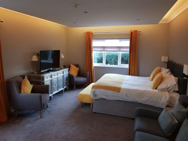 Cricklade House Hotel, Sure Hotel Collection by Best Western - Swindon - Makuuhuone