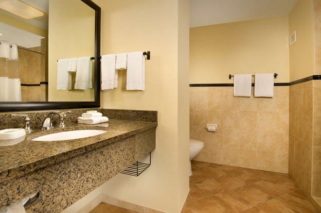 Drury Plaza Hotel San Antonio North Stone Oak - Сан-Антонио - Ванная