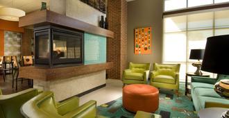 Drury Plaza Hotel San Antonio North Stone Oak - סן אנטוניו - לובי
