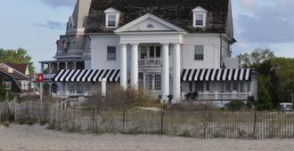 Peter Shields Inn & Restaurant - Cape May - Edificio