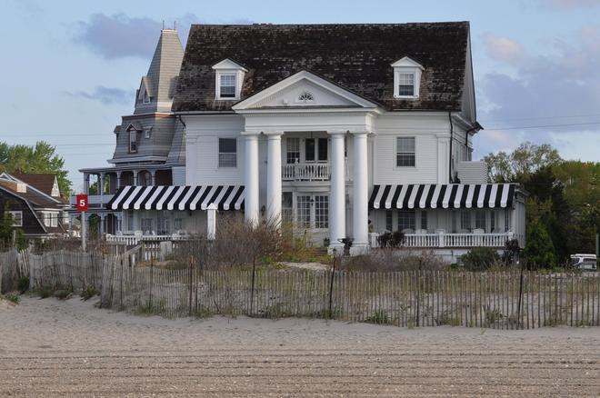 Peter Shields Inn & Restaurant - Cape May - Κτίριο