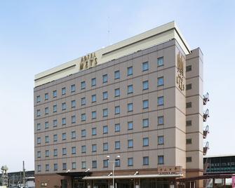 Jr-East Hotel Mets Kitakami - Kitakami - Gebouw