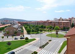 Ciudad de Soria Hotel - Soria - Näkymät ulkona