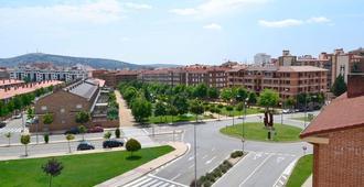 Ciudad de Soria Hotel - Sória - Vista externa