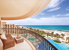 Mövenpick Resort & Marine Spa Sousse - Sousse - Balkon