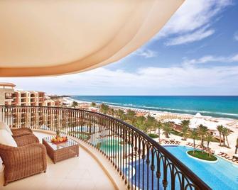 Mövenpick Resort & Marine Spa Sousse - Sousse - Varanda