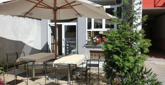 Hotel Bentley - Brussels - Patio