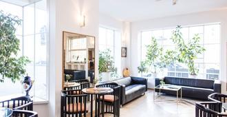 هوتل سنترال هايديلبيرج - هيدلبرغ - غرفة معيشة