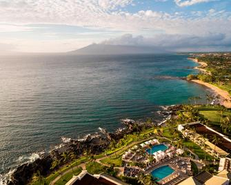 Wailea Beach Resort - Marriott, Maui - Уэйлея - Здание