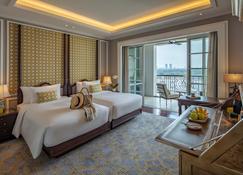 Mia Saigon Luxury Boutique Hotel - Ho Chi Minh - Sypialnia