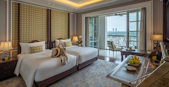 Mia Saigon Luxury Boutique Hotel - הו צ'י מין סיטי - חדר שינה