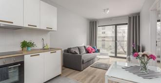 Zoliborz Apartament - Varsòvia - Sala