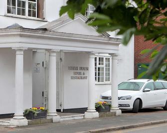 Best Western White House Hotel - Watford (Hertfordshire) - Building