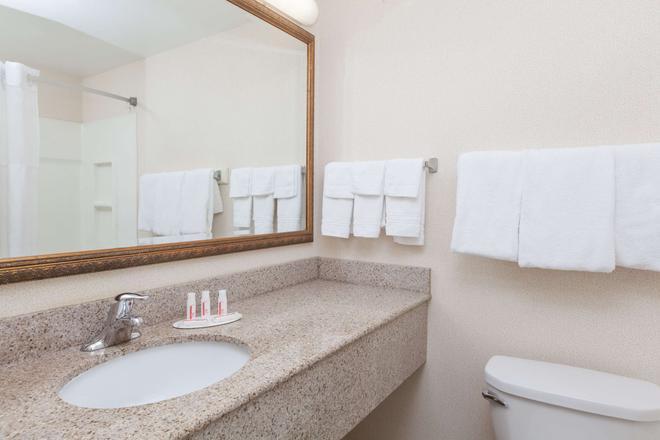 奧爾巴尼紐約州立大學戴斯酒店 - 阿爾巴尼 - 奧爾巴尼 - 浴室