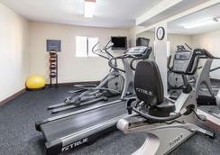 奧爾巴尼紐約州立大學戴斯酒店 - 阿爾巴尼 - 奧爾巴尼 - 健身房