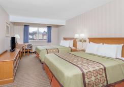 奧爾巴尼紐約州立大學戴斯酒店 - 阿爾巴尼 - 奧爾巴尼 - 臥室