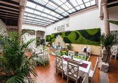 Casa Jose Maria Hotel - Morelia - Nhà hàng