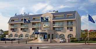 Alexander Hotel - Noordwijk - Bâtiment