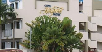 Guam Airport Hotel - Tamuning - Building