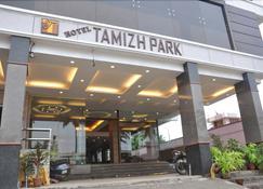 Hotel Tamizh Park - Puducherry - Gebäude