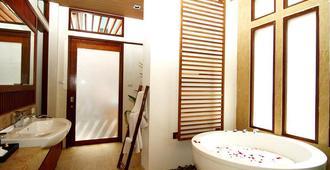 The Sarann - Koh Samui - Bathroom