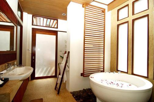 The Sarann - Koh Samui - Kylpyhuone
