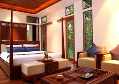 The Sarann - Koh Samui - Makuuhuone