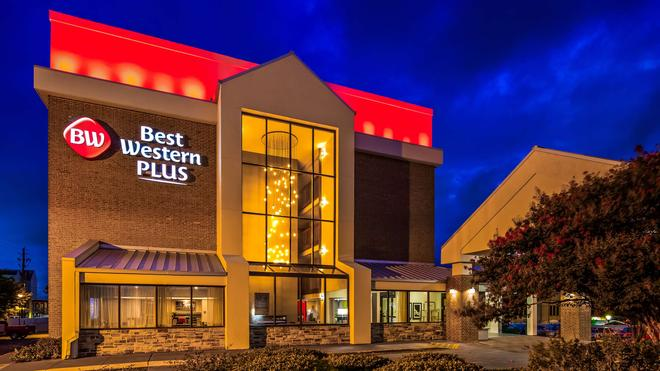 Best Western Plus Austin Central - Austin - Building