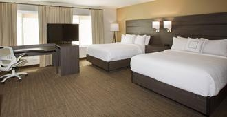 Residence Inn by Marriott Tulsa Downtown - Tulsa - Bedroom