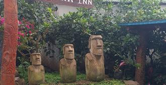 Kaimana Inn Hotel Restaurant - Hanga Roa - Vista del exterior