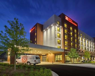 Hilton Garden Inn Durham/University Medical Center - Durham - Building
