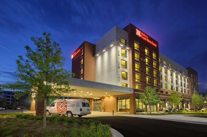 Hilton Garden Inn Durham/University Medical Center - Durham - Rakennus