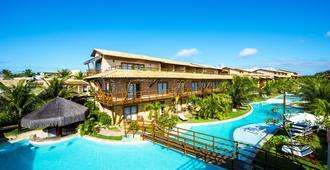 Praia Bonita Resort & Conventions - Nísia Floresta - Piscina