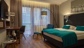 Topaz Hotel Poznan Centrum - Poznan - Bedroom