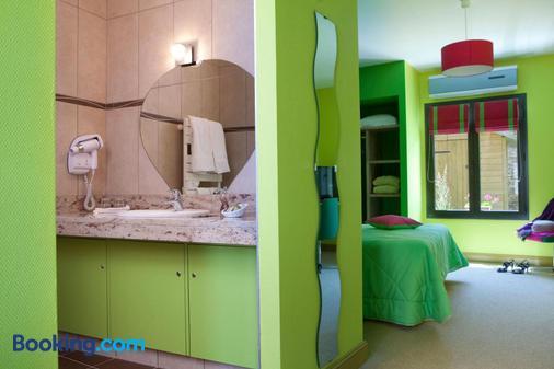 Ô en Couleur - Viévy-le-Rayé - Bathroom