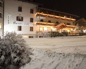 Hotel Rosalpina - Soraga - Budova