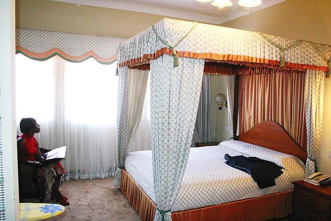 Grand Imperial Hotel - Кампала - Спальня