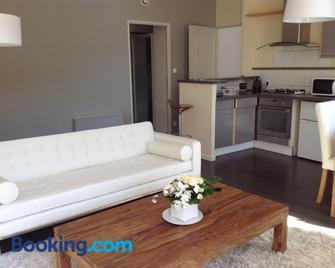 Meublé d'affaires place Dupleix - Châtellerault - Living room