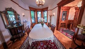 Lefferts Gardens Residence Bed And Breakfast - Brooklyn - Comedor