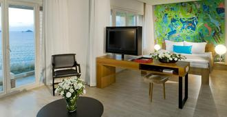 Palmalife Bodrum Resort & Spa - Bodrum - Sala de estar