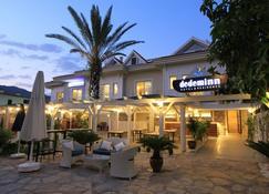 Dedeminn Marina Hotel - Göcek - Building