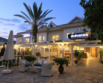 Dedeminn Marina Hotel - Gocek - Building