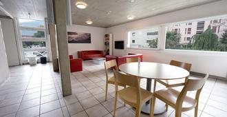 Sion Youth Hostel - Sion - Dining room