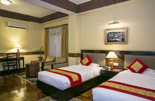 Hotel Tibet International - Kathmandu - Bedroom