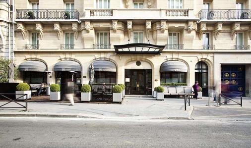 蒙塔勒貝特酒店 - 巴黎 - 巴黎 - 建築