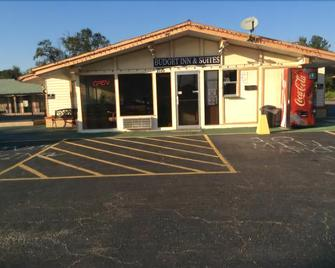 Budget Inn and Suites - Abbeville - Building