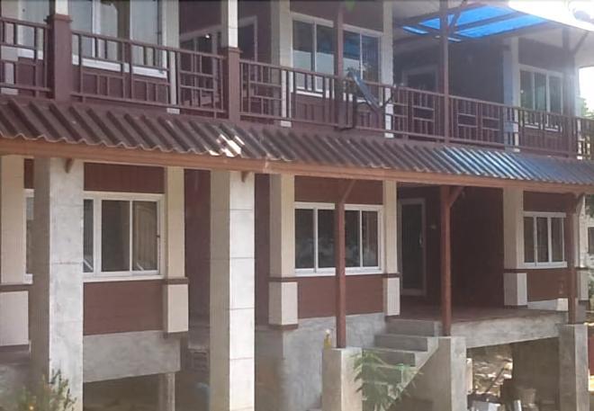Peach Guesthouse - Koh Phangan - Rakennus