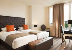 Executive Hotel Paris Gennevilliers - Gennevilliers - Bedroom