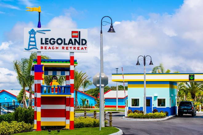 LEGOLAND Florida Resort - Winter Haven - Building